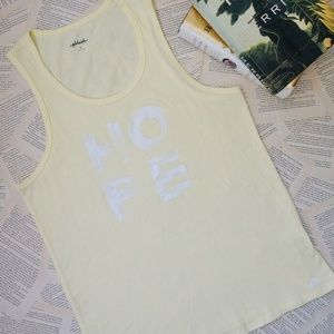 NWOT THE PHLUID PROJECT Hope Graphic Tank Top